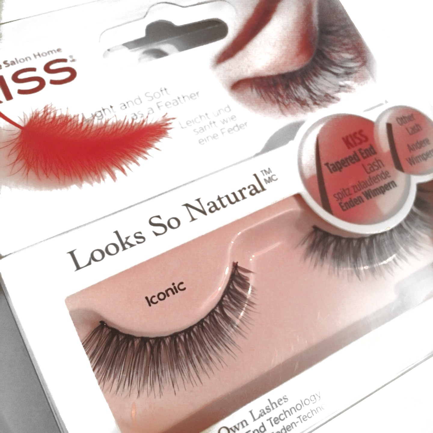 kiss lashes products review how to apply false eyelashes
