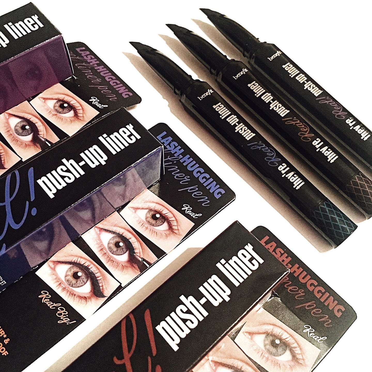 benefit push up liner eyeliner review they're real