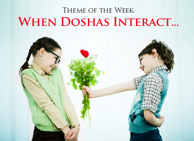 When Doshas Interact…