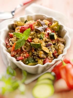 Kapha Reducing Quinoa