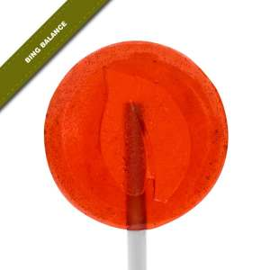 Single view of Dosha Pops' Bing Balance lollipop