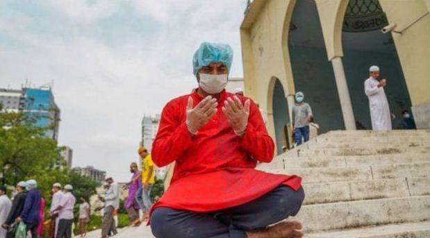 অন্যরকম  ঈদুল ফিতর উদযাপন করছে বাংলাদেশ
