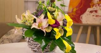 Floraria florideLux - cosuri si aranjamente florale