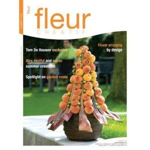 reviste despre flori - fleur