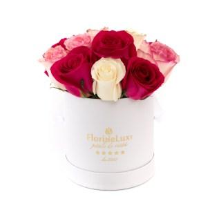 Florărie Bistrița, Cutie de lux Prestige, doar 299,99 RON