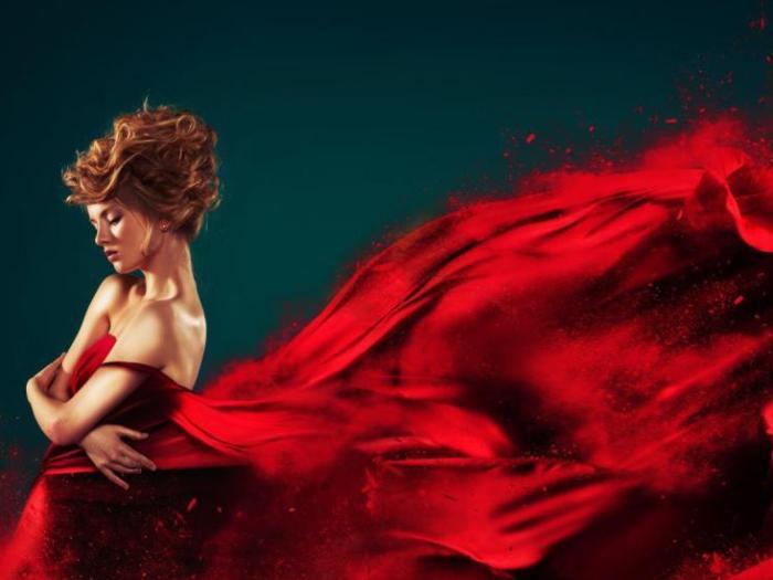Страсти по красному цвету