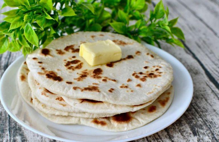 Пита - низкокалорийная пища среднеазиатской кухни