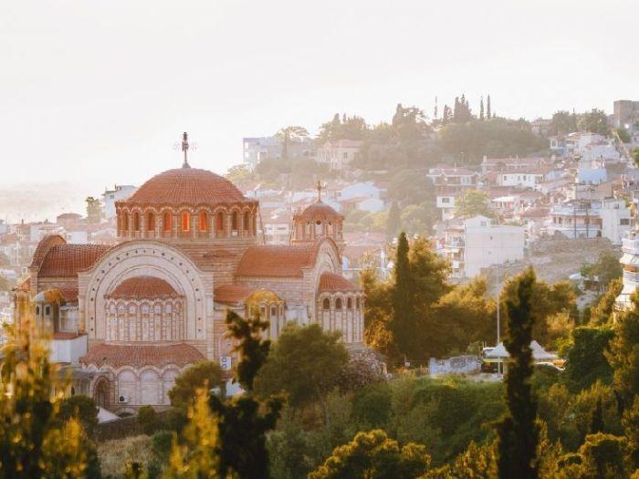 Cалоники - удивительная Греция