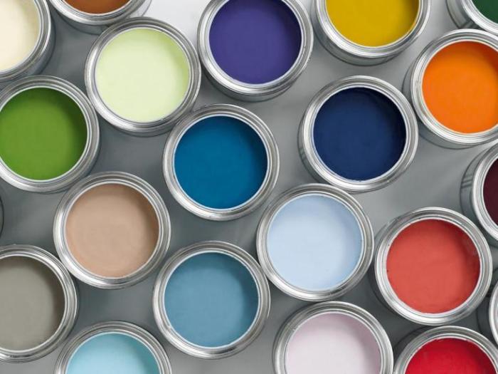 Как хранить краску в банке?