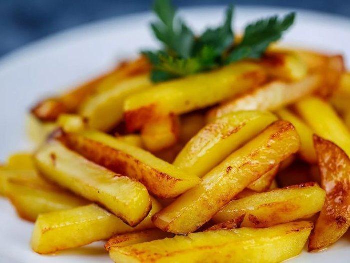 Секреты идеального жареного картофеля