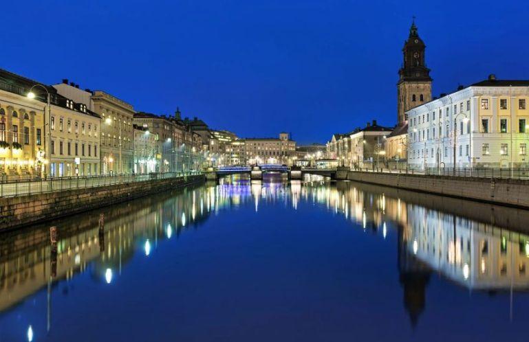 Гетеборг — город, которому стоит уделить внимание