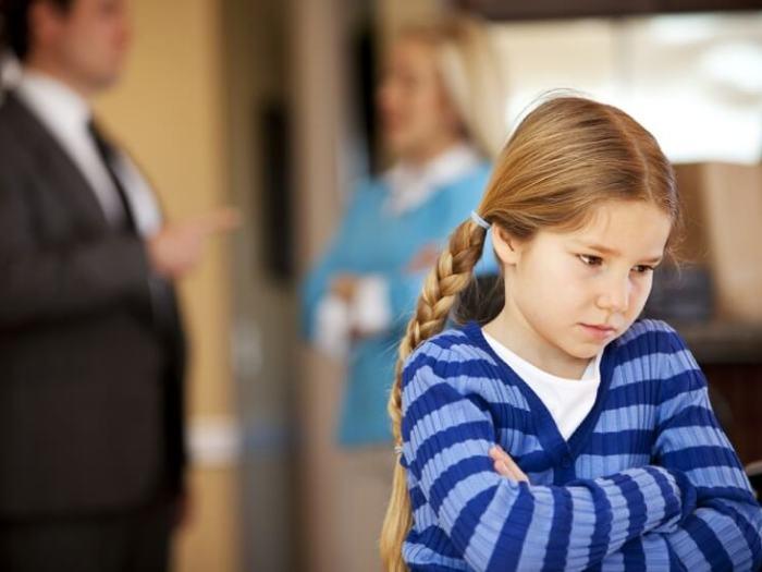 Ребёнок и развод