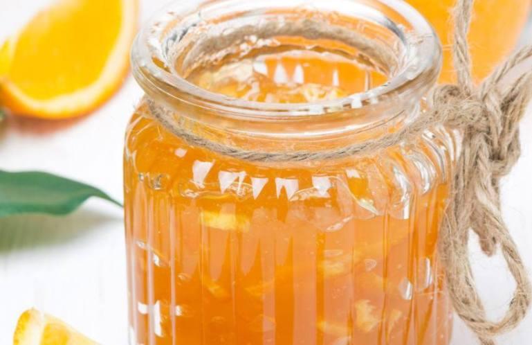 Варенье из апельсинов – 3 простых рецепта