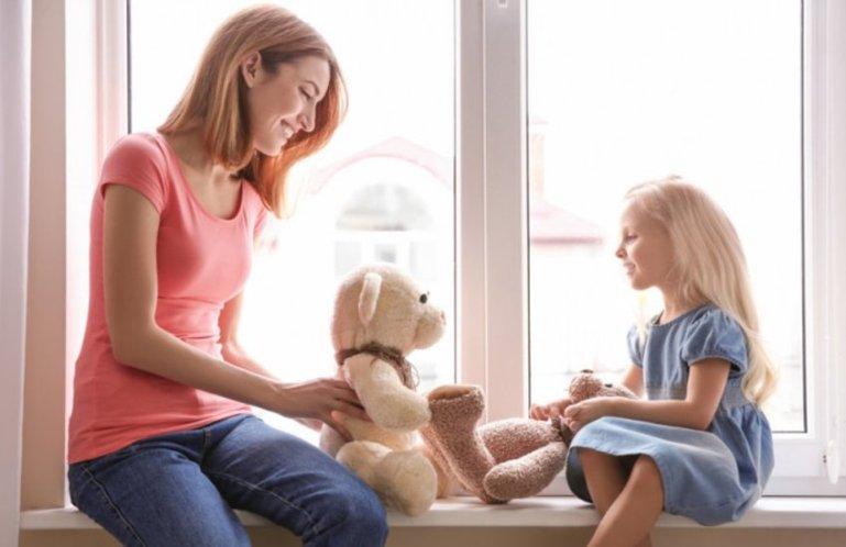 8 не совсем правдивых вещей, которые я обязательно скажу своей подрастающей дочери