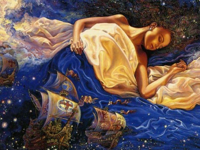 Самые распространенные сны и их значение