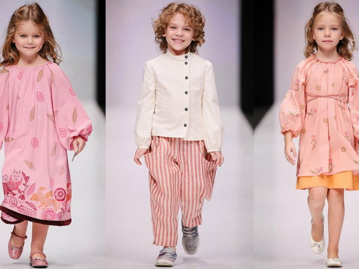 Одежда для самых маленьких модниц