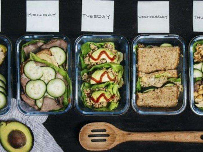 Заготовить еду сразу на неделю — легко