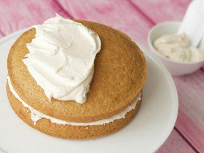 Масляный крем для торта