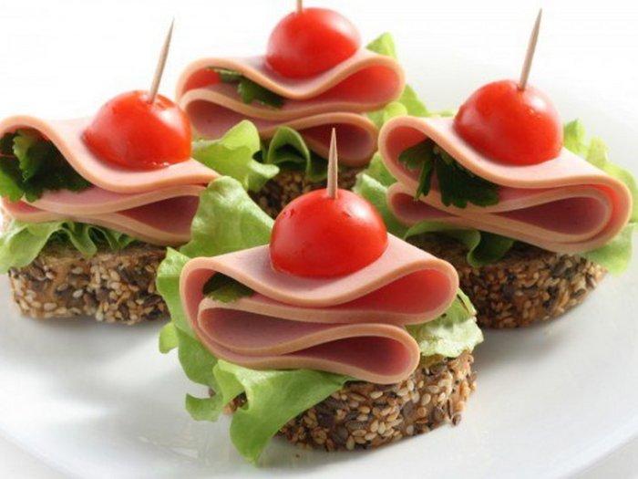 5 рецептов домашних бутербродов