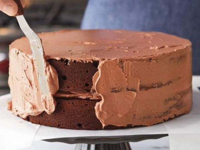 Шоколадный крем с маскарпоне