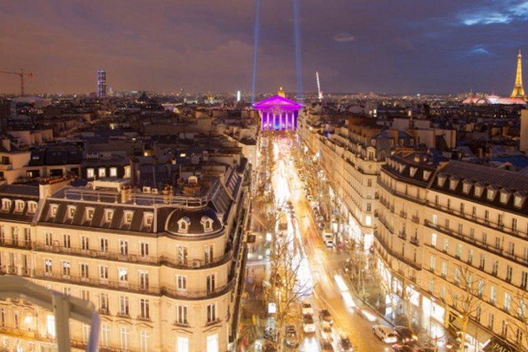 9 самых красочных городов мира