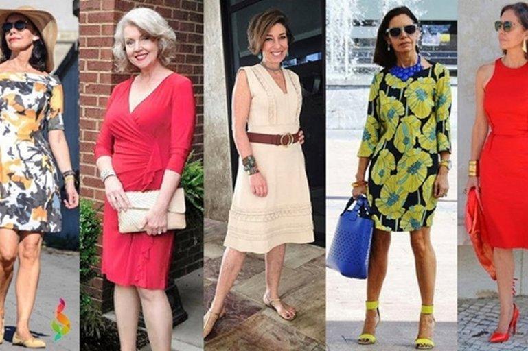 Какие оттенки в одежде помогут создать антивозрастной эффект