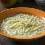 Рецепты приготовления молочных супов