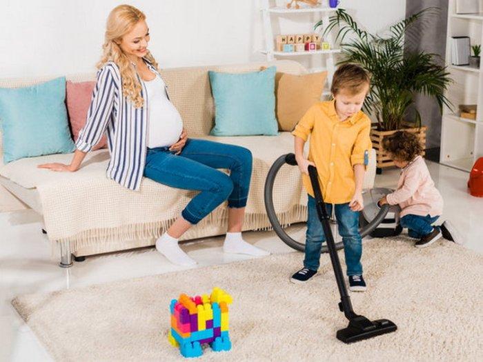 Какие дела можно поручить ребенку