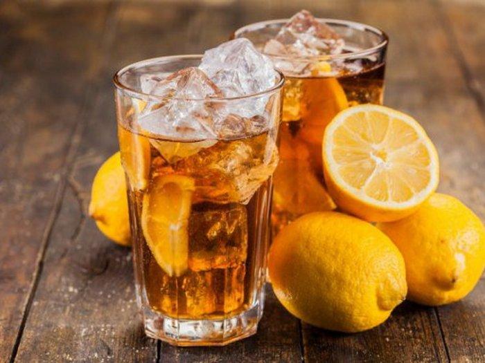 Как приготовить вкусный холодный чай