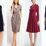 Советы по выбору женского платья