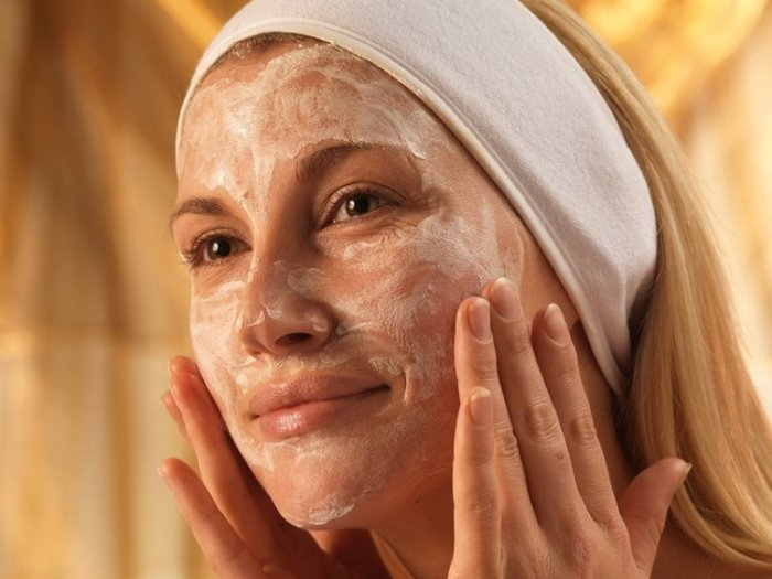Рецепты рисовых масок для лица