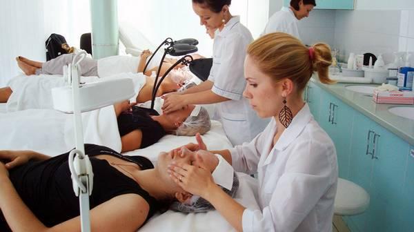Курсы косметологов в Одессе в школе Sante – возможность получения стабильной прибыли