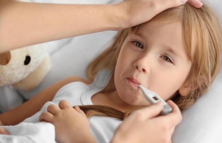 Профилактика ОРВИ у детей. Что есть и пить, чтобы не болеть?