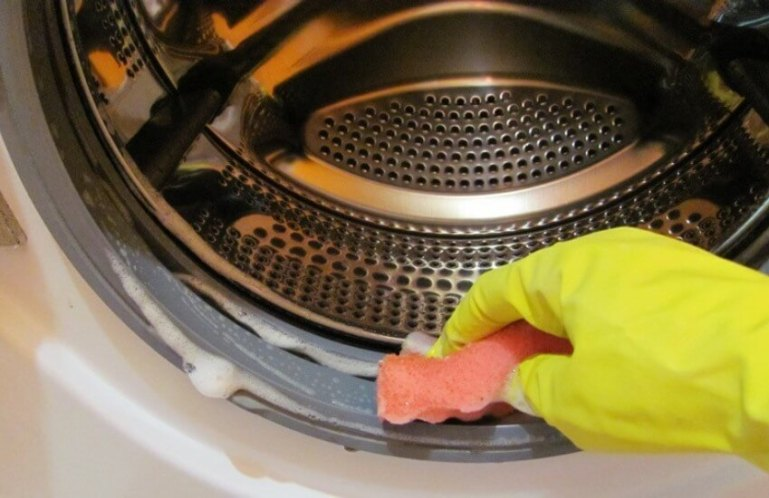Как можно избавиться от плесени в стиральной машине?