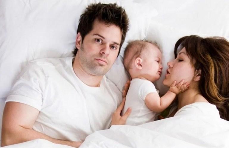 Как отучить ребёнка спать с родителями?