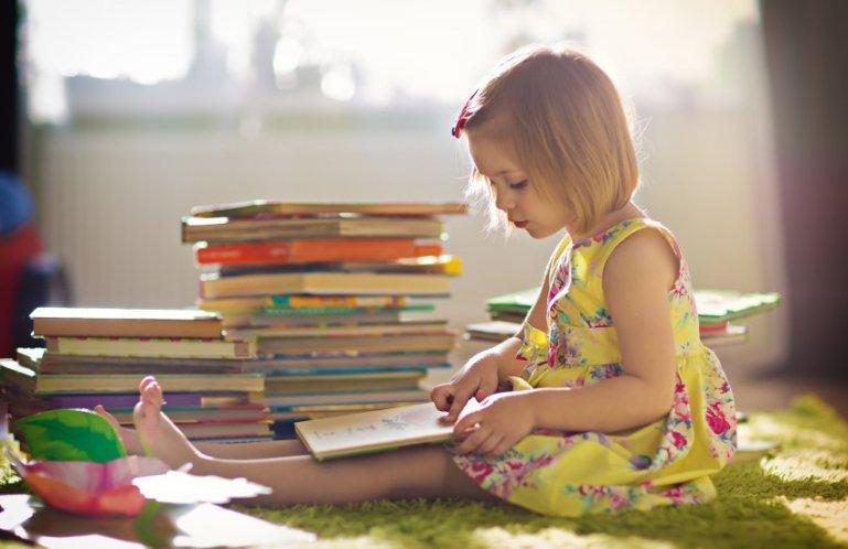 Как можно привить ребенку любовь к чтению?