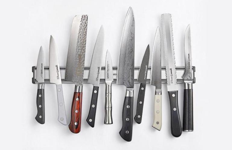 Как правильно подобрать кухонный нож?