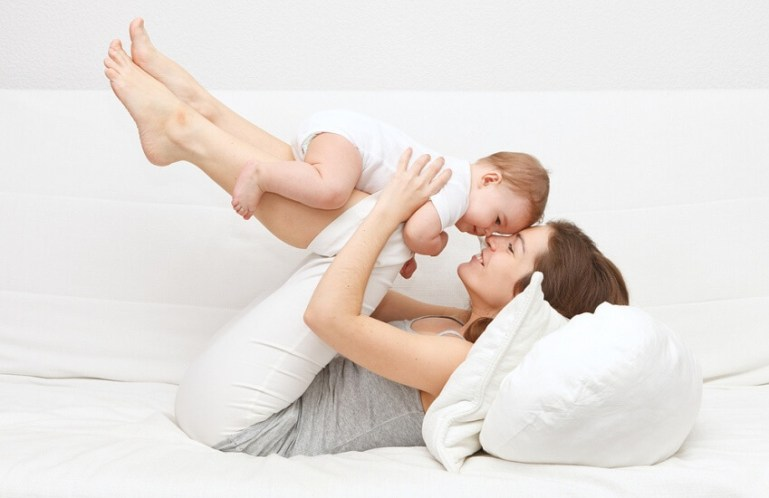 Как восстановить фигуру после родов?