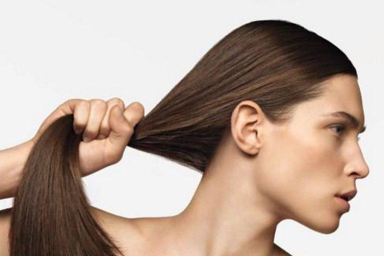 Отличный способ укрепить корни волос
