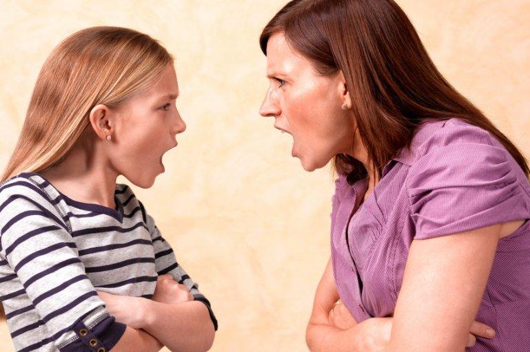 Как перестать ссориться с родителями