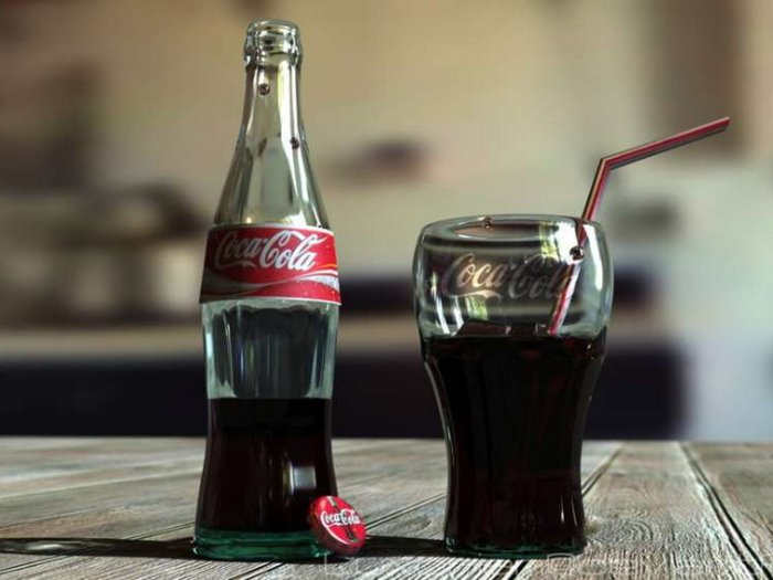 Вред «Кока-колы»