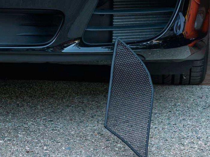 Почему нельзя ставить защитную сетку на радиатор?