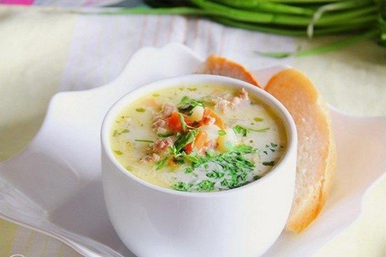 Рецепт разгрузочного супа