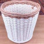 Что сделать для дома из пластикового ведра и веревки