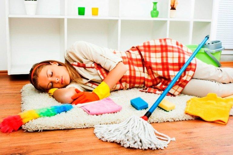 Забудь об утомительной уборке дома