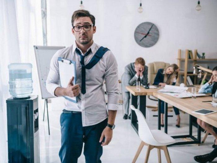 Ученые доказали, что неряшливым людям свойственна повышенная производительность труда