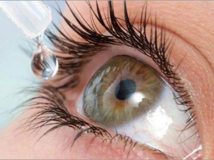 В Израиле тестируют глазные капли