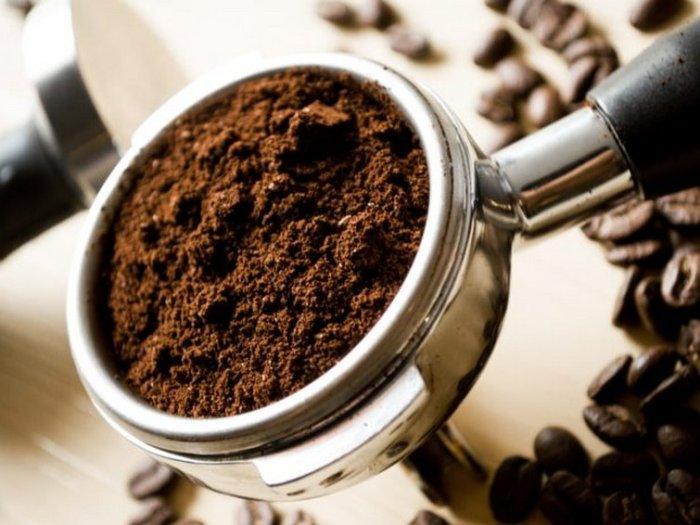 Как использовать кофейный жмых