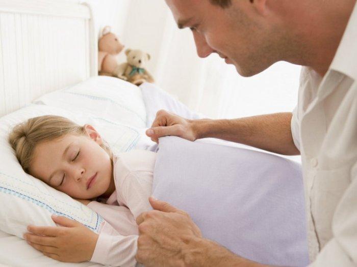 Приучаем ребенка спать отдельно от родителей