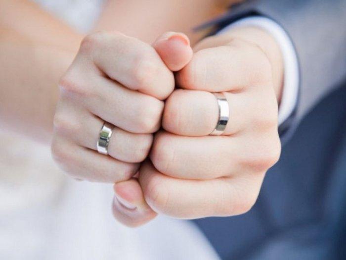 Почему мы носим обручальные кольца?
